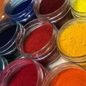 Особенности использования пищевых красителей