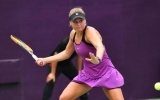 Козлова вийшла у півфінал, Лопатецька не змогла закінчити матч на турнірі в Торонто