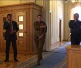 Надія Савченко здивувала новим вбранням у Раді