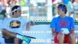 Тенісисти, які виступали за команду Європи на турнірі Рода Лейвера, активно спілкуються в месенджері