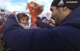 Фуркад подарував золоту медаль Кубка світу маленькій дівчинці