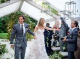 У мережі з'явилися фото чарівної весілля Гвінет Пелтроу