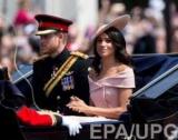 Меган Маркл порушила правила королівської сім'ї на заході в Лондоні