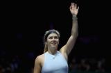 Світоліна за 2017 рік не програла жодного матчу тенісисткам з топ-3 рейтингу WTA