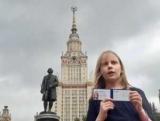 Однокурсники 9-ти летней студентки МГУ столкнулись с трудностями