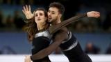 Высшая математика: как Пападакис и Сизерон шокировали всех на своём первом турнире в олимпийском сезоне